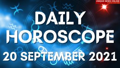 Daily Horoscope: 20 September 2021, Check astrological prediction for Aries, Leo, Cancer, Libra, Scorpio, Virgo, and other Zodiac Signs #DailyHoroscope