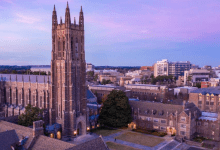 Duke University: Acceptance Rate, Ranking, Address, Admission, History, Notable Alumni, Majors and a lot more