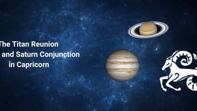 Jupiter-Saturn-conjuction