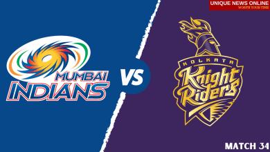 MI vs KKR, IPL 2021 Match no. 34: Dream11 and Astrology Prediction