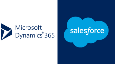 Microsoft Dynamics 365 vs. Salesforce CRM Comparison