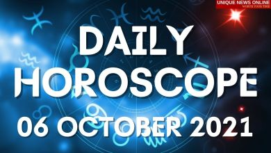 Daily Horoscope: 06 October 2021, Check astrological prediction for Aries, Leo, Cancer, Libra, Scorpio, Virgo, and other Zodiac Signs #DailyHoroscope