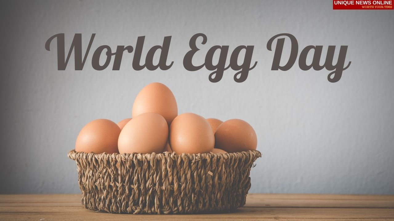 World Egg Day 2021 Quotes, Wishes, Greetings, Images, and Messages to Share