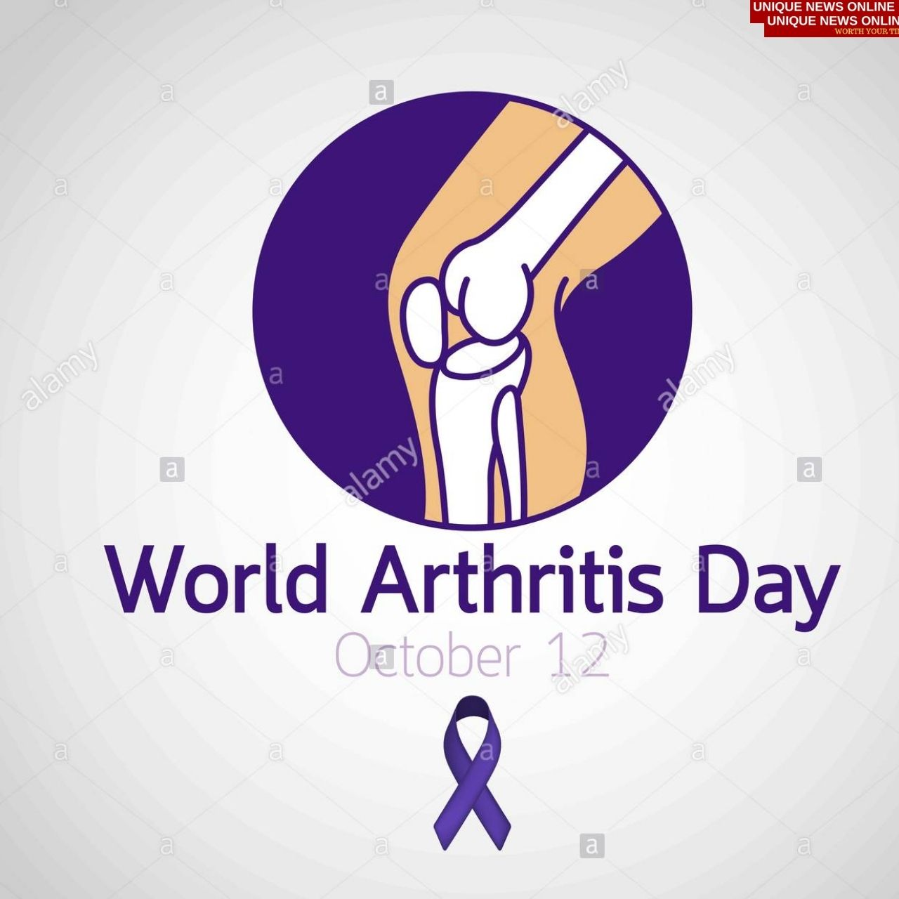 World Arthritis Day 2021 Quotes, Poster, Images, and Slogans to Create awareness