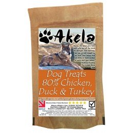 Akela poultry treats
