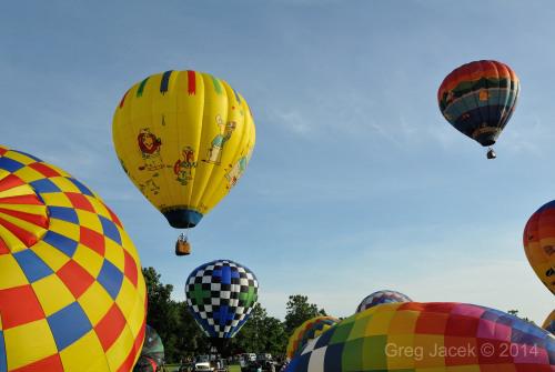 Hot Air Balloons Howell, Mi