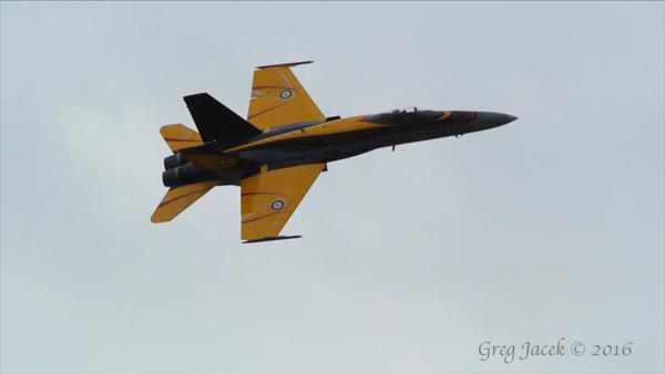 Wild Wednesday Air Show Photos