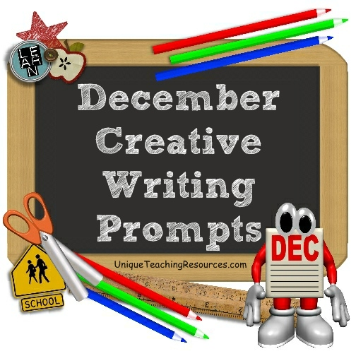 Christmas And December Writing Prompts Creative Writing