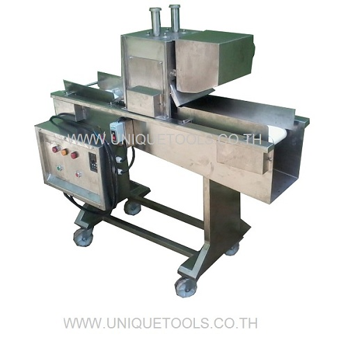 เครื่องตัดอาหาร , เครื่องตัดสาหร่าย , เครื่องตัดหมูแผ่น , cutting machine , cut machine