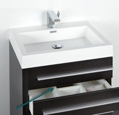 Bathroom Vanity Drawers and Plumbing Cutouts on {keyword}