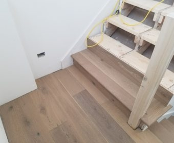 Hardwood Stairs An Introduction To Endless Possibilities Unique | Laying Hardwood On Stairs | Cost | Nosing | Combined Wood | Oak | Wood Stair