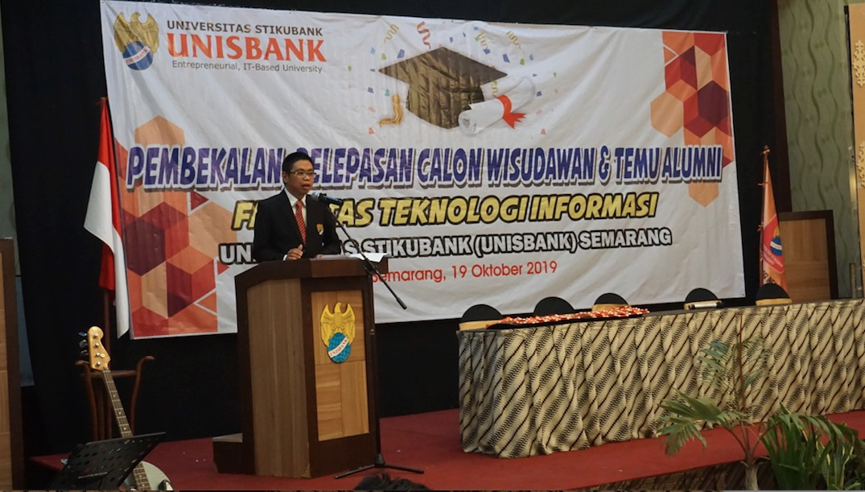 Dekan FTI Unisbank