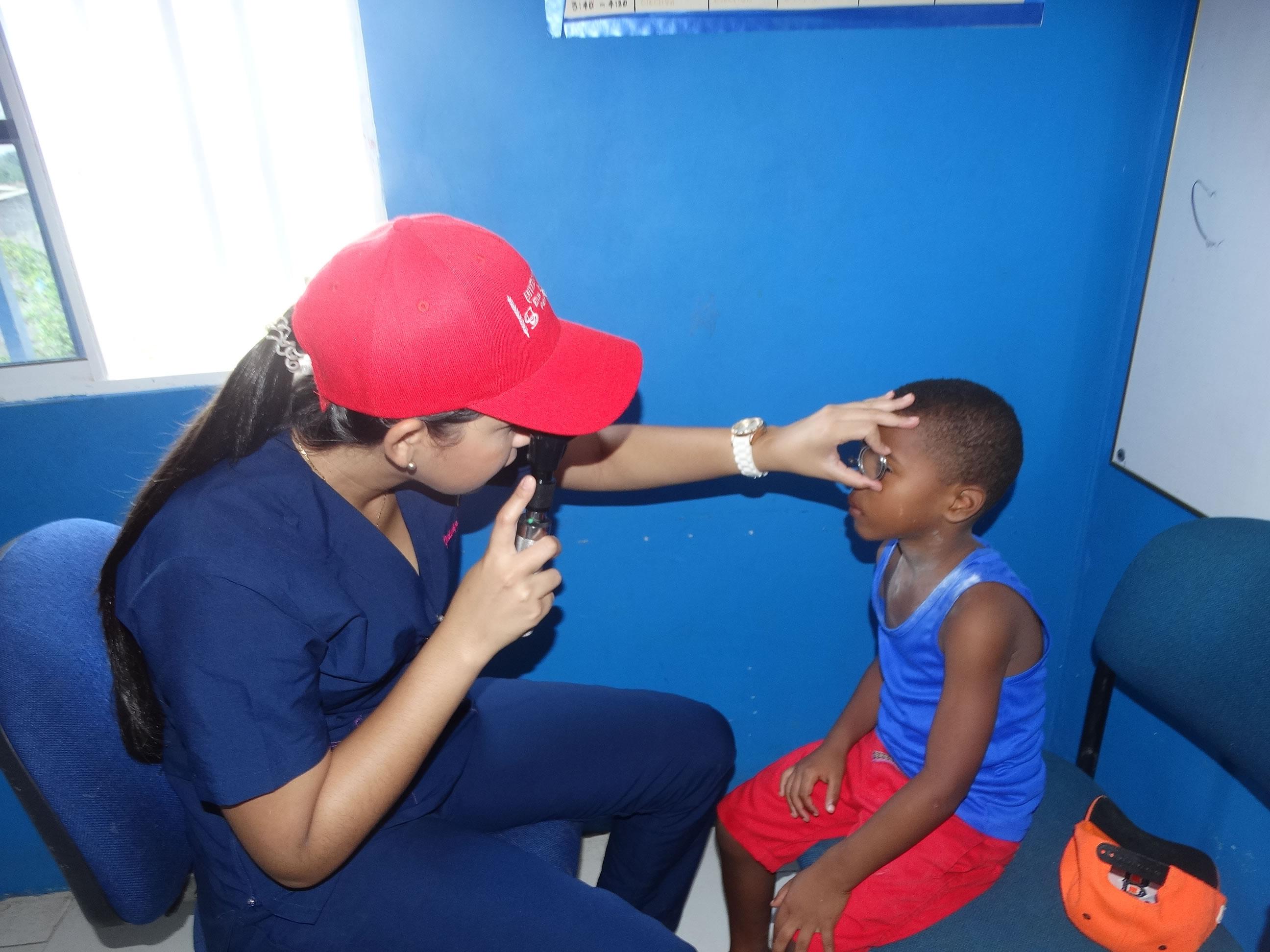 Unidos por la salud visual de los niños y niñas de nuestra ciudad
