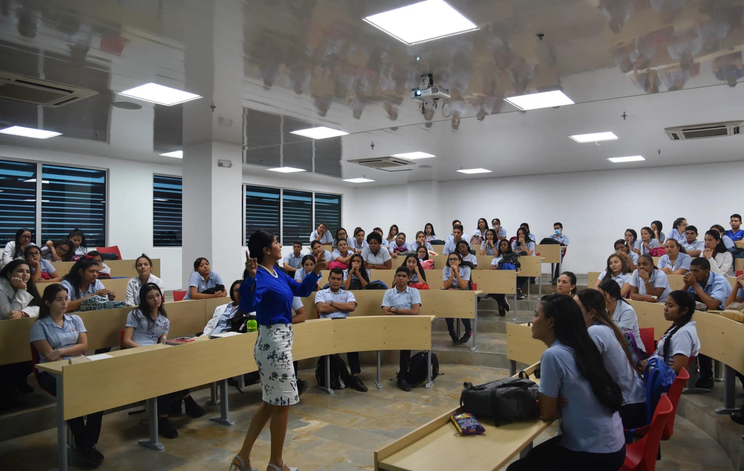 Con una conferencia la Universidad celebró el Día Internacional del Síndrome de Asperger.
