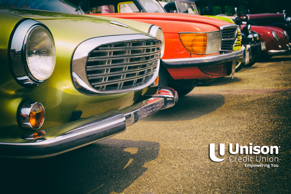 unison credit union classic cars
