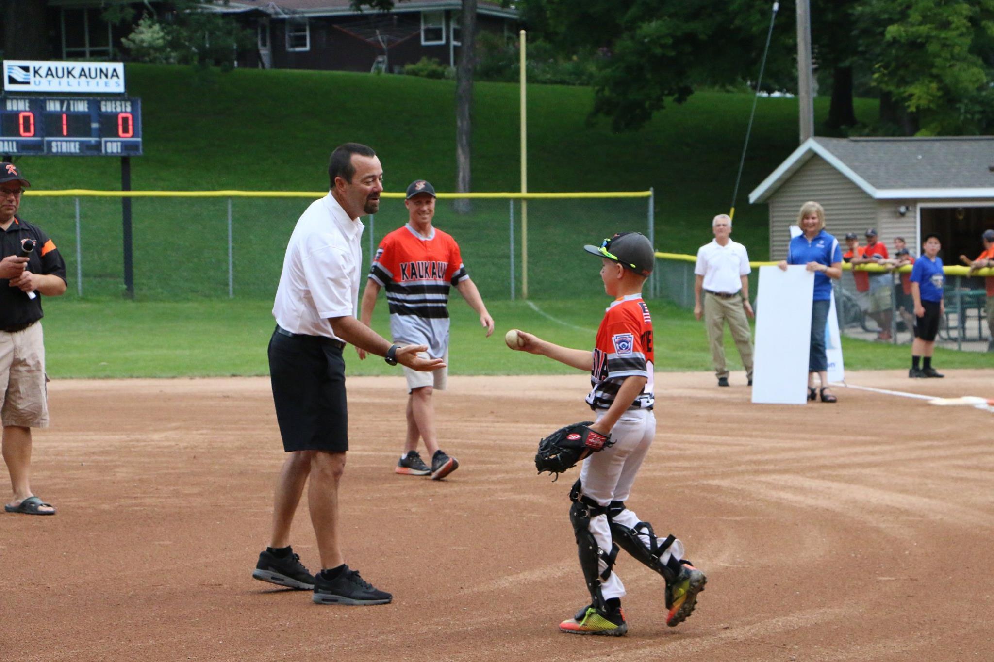 unison baseball donation