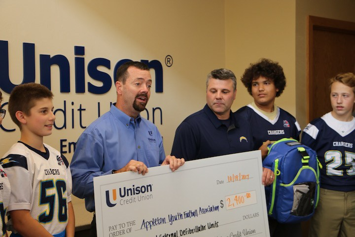 check presentation from unison