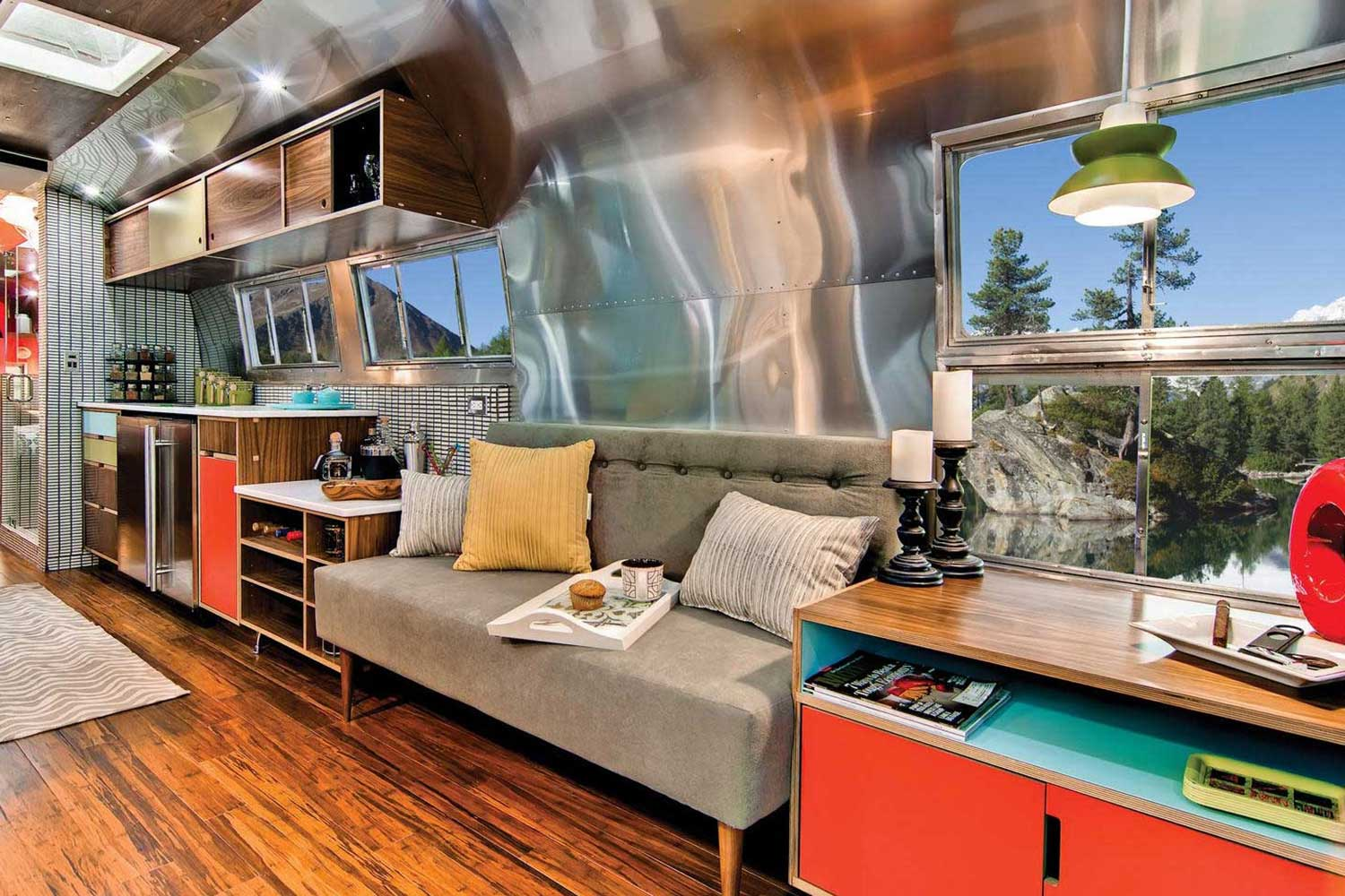 Refurbished Airstream