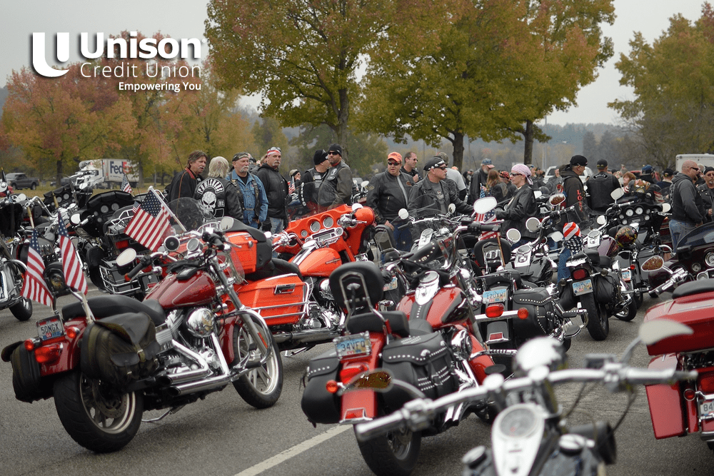 motorcycle event for charity in wisconsin