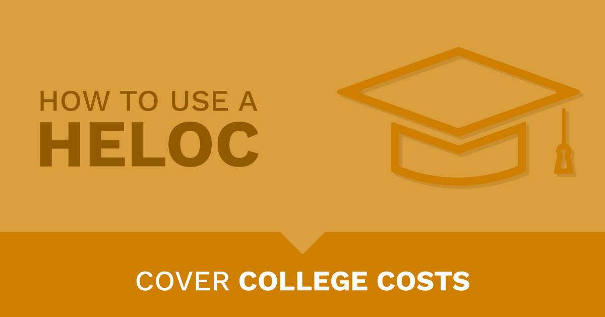 cover college costs with HELOC