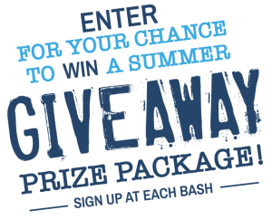 Giveaway Prize Package