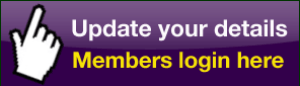 Update your details - Members login here