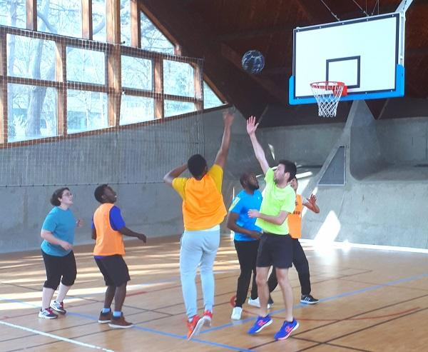 basket up sport basketball