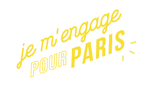 je m'engage Paris logo