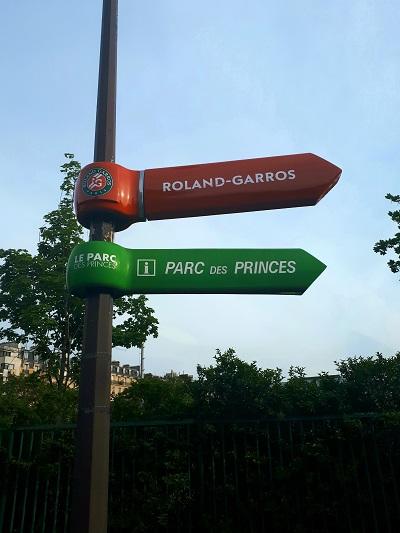 roland-garros parc des princes