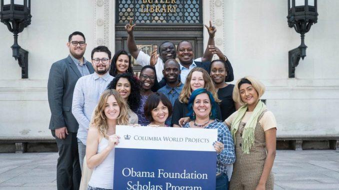 Obama Foundation Scholarship