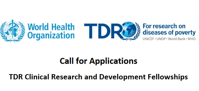 Postgraduate Training Scholarships in Implementation Science at University of the Witwatersrand's WHO/TDR 2022 - Fully Funded