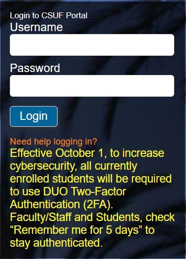 csuf portal login page
