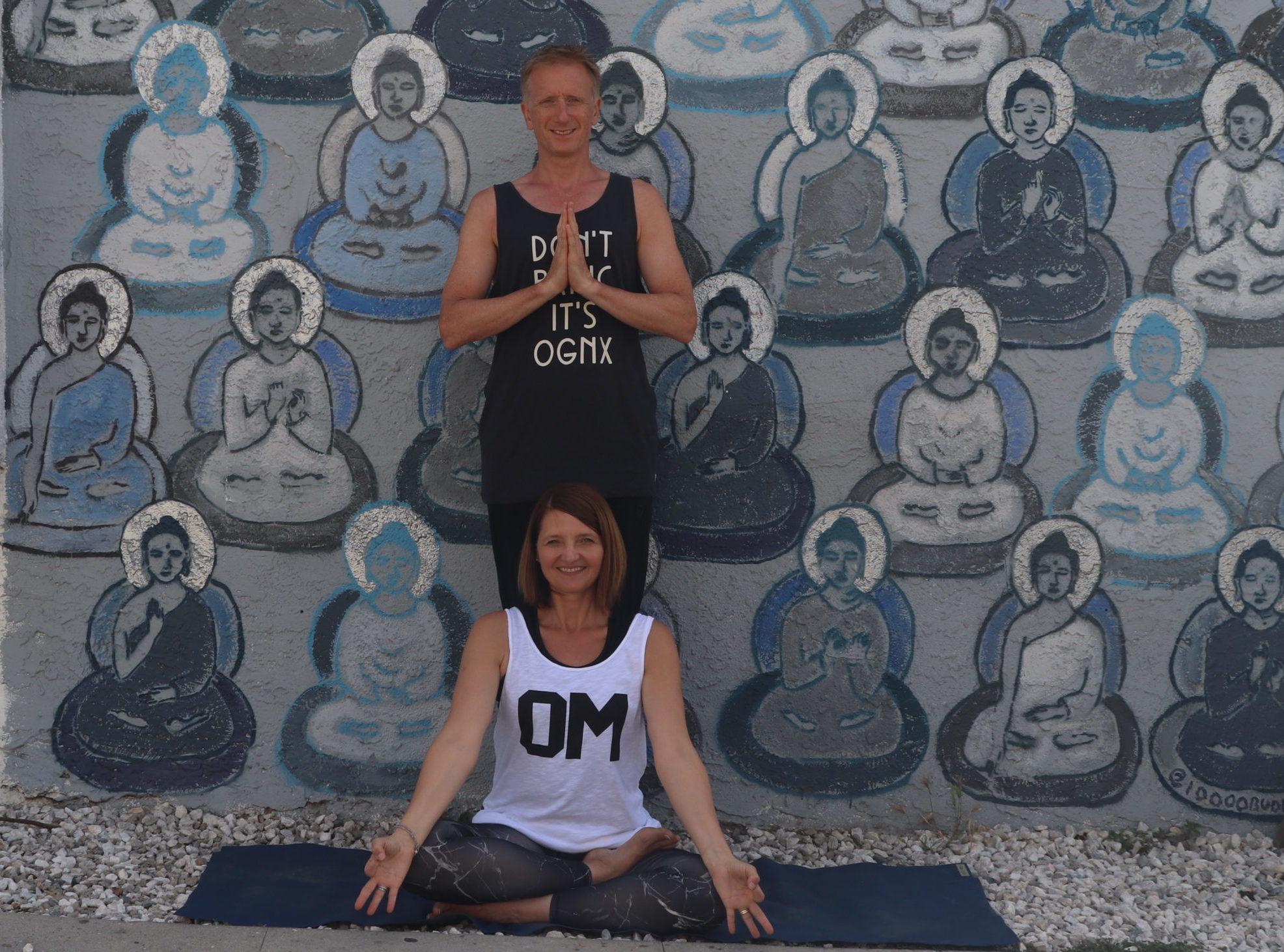 Holger + Romana Meditation