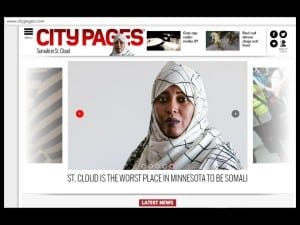 City Pages article