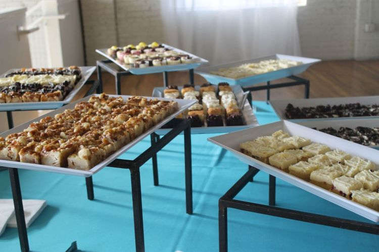 Food at united ability event