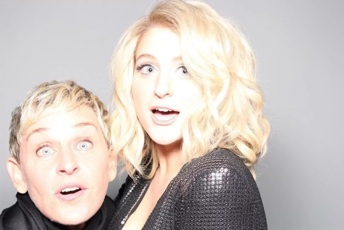 Meghan Trainor + Years & Years talk to Darryl Morris - United By Pop