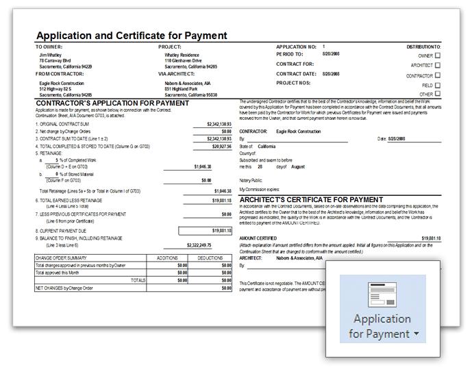 aia format invoice – neverage, Invoice templates