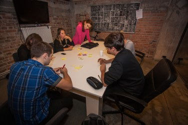 [Foto: Open Culture Hack, 2015. Jan Kraus vía Flickr]