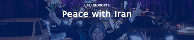 UFpj supports peace with iran negotiations deal