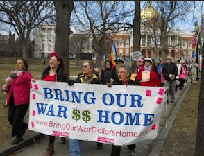 Bring Our War Home