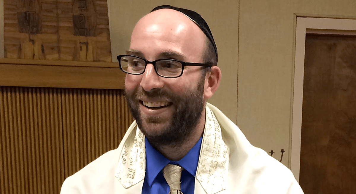 Greetings from Student Rabbi Aaron Rozovsky