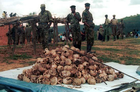 Rwanda massacre