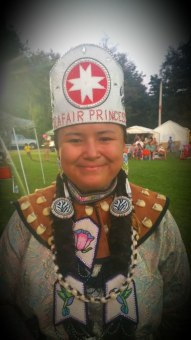 2015-2016 Seafair Indian Days Pow wow Princess