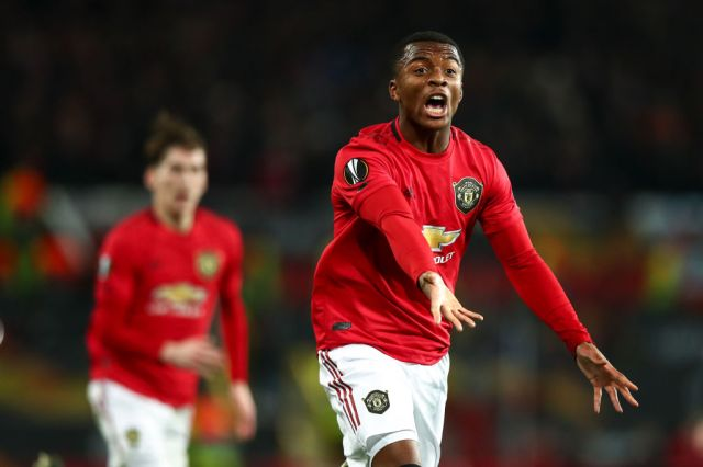 Why Ethan Laird is both 'ready' and 'not ready' for Manchester United start  - United In Focus