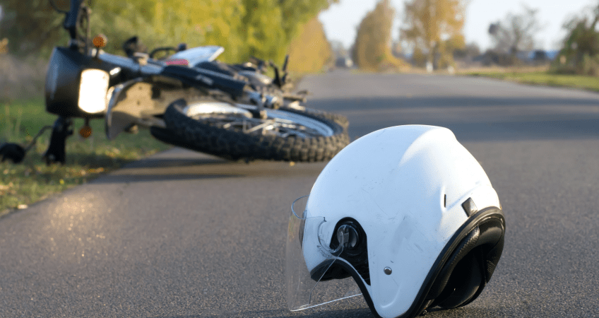 Motorbike accident canberra