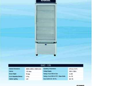 Cold Drink Chiller by Varioline Intercool