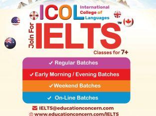 IELTS Classes