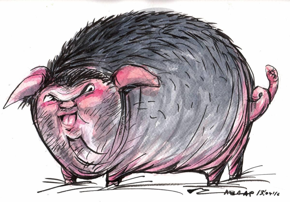 Scandalous censorship of a cartoon starring the Bulgarian Prime Minister
