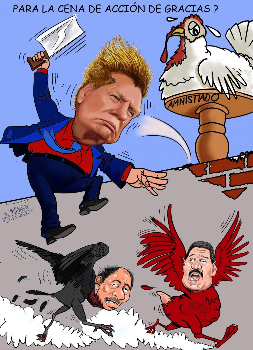 boceto trump