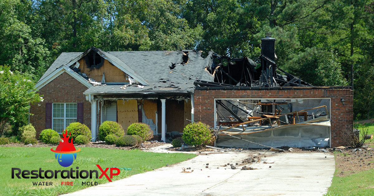 Emergency fire, soot and smoke damage repair in Whitesboro, TX